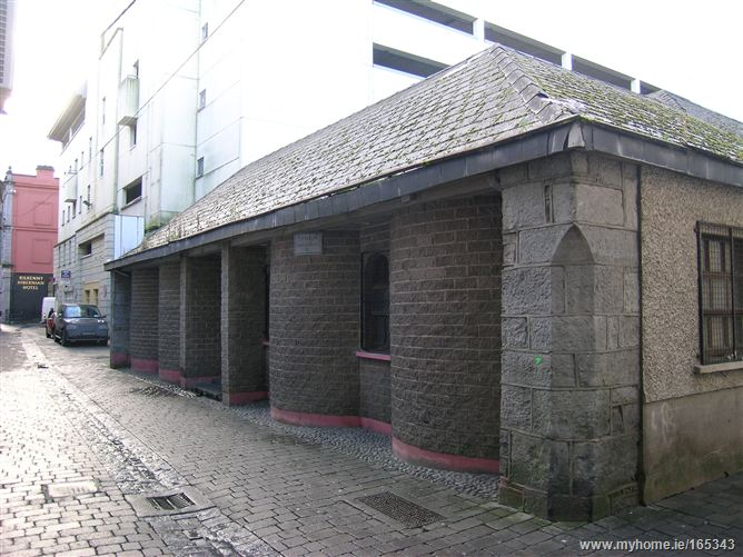 Pennyfeather Lane, Off High Street, Kilkenny City, Kilkenny Town, Co. Kilkenny