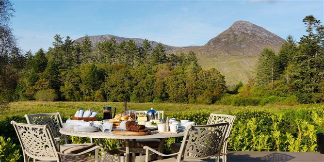 Main image for Lettery Lodge,Ballynahinch Castle, recess, Connemara,  Galway