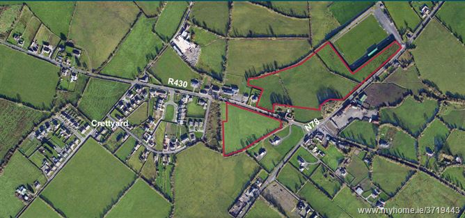 Development Land, Newtown Cross, Crettyard, Laois