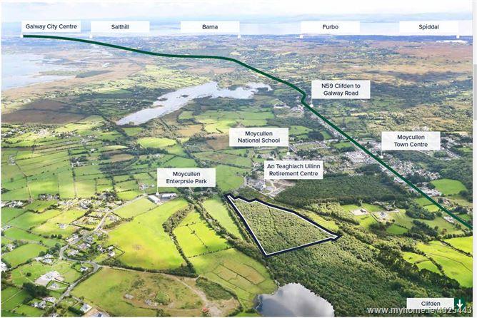 Main image for Lands at Killarainy, Moycullen, Galway