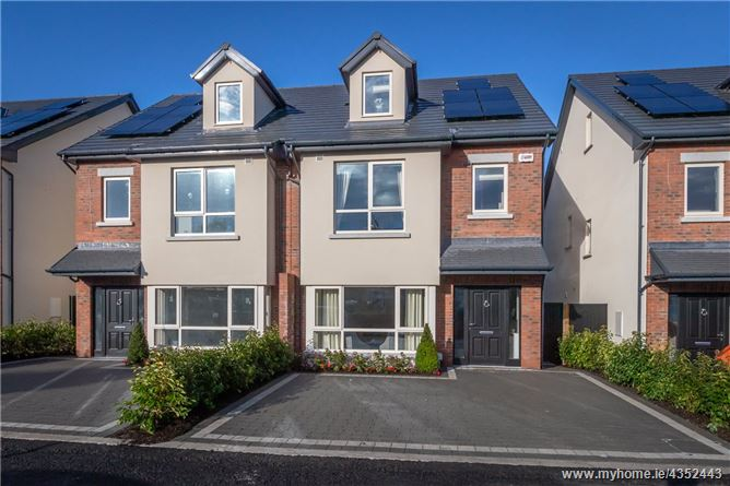 Main image for 3 Bed Homes, Lyreen Lodge, Dunboyne Road, Maynooth, Co Kildare