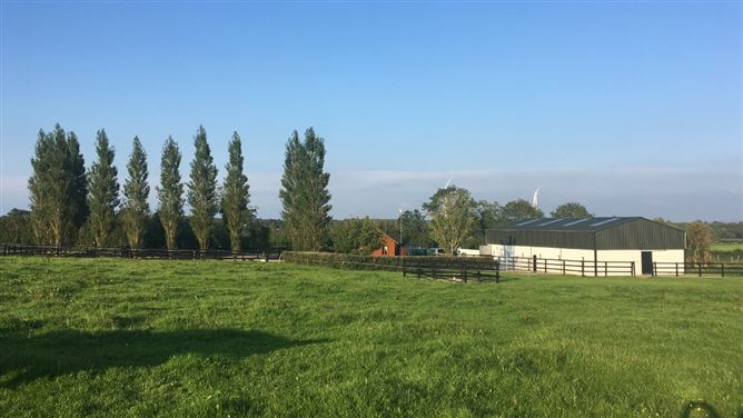 Main image for Land (c.8.5acres/3.44hectares) with Equestrian Facilities, Banagher, Offaly
