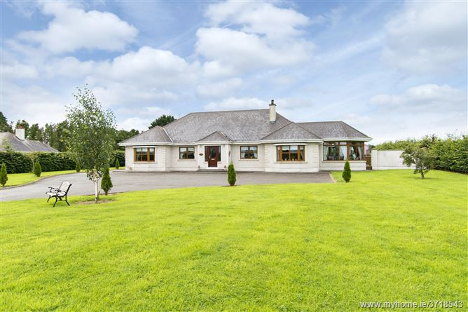 Damastown House, Ballybrack, Kilcock, Co. Kildare on 0.75 Acres
