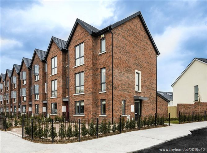 Main image for Type A - 3 Bedroom End Terrace, Belltree, Clongriffin, Dublin 13