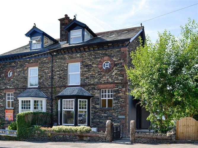 Main image for Thornbarrow 1,Bowness-on-Windermere,Cumbria,United Kingdom