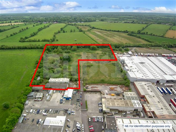 Main image for Lands and Buildings at Liscarton Industrial Estate, Navan, Co. Meath