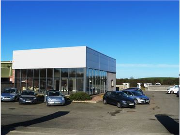 Main image of Modern Commercial Buildings  & Enclosed Yard, Clonmore, Togher, Drogheda, Louth