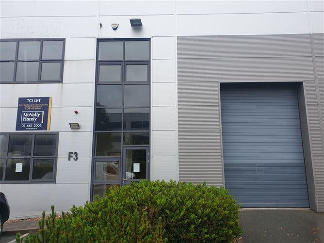 Main image for Unit F3 Clonlara Avenue Baldonnell Business Park, Baldonnel, Dublin 22