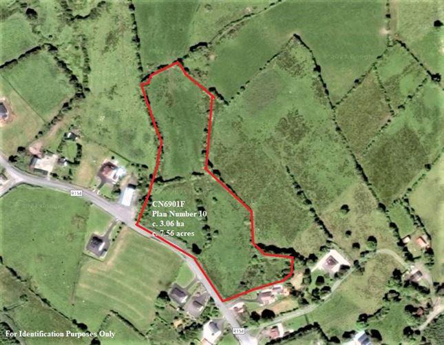Main image for Lands at Tonylion, Kilnaleck, Cavan