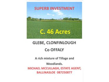 Photo of Glebe, Clonfanlough, Shannonbridge, Offaly