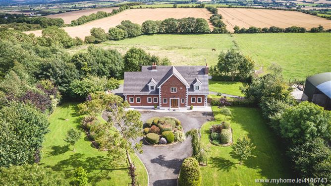 Lot 1 (6 bedroom House on 1.35 acres) Snowhill Farm, Naul, County Dublin
