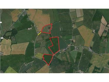 Main image of c.15.234 Hectares / 37.643 Acres at Kilcroney, Tallanstown, Louth