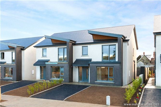 OakHill (3 Bed Semi-Detached), Gorey, Co. Wexford