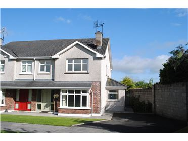 7 Highfield, Parkmore Heights, Roscrea, Co Tipperary