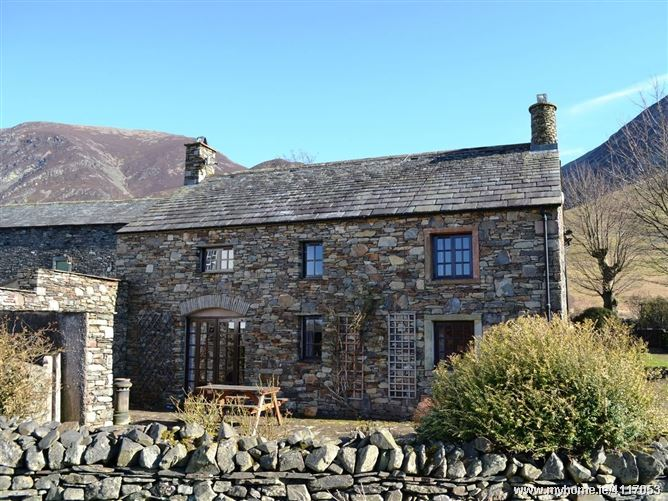 Lanthwaite Green Old Farmhouse,Buttermere and Borrowdale, Cumbria, United Kingdom