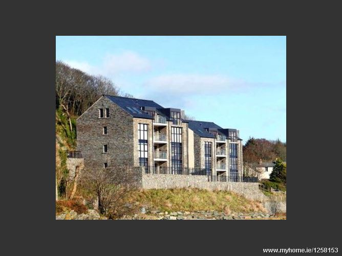 The Fort Apartments - Greencastle, Donegal