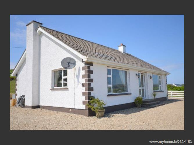 Rosies Cottage - Moville, Donegal
