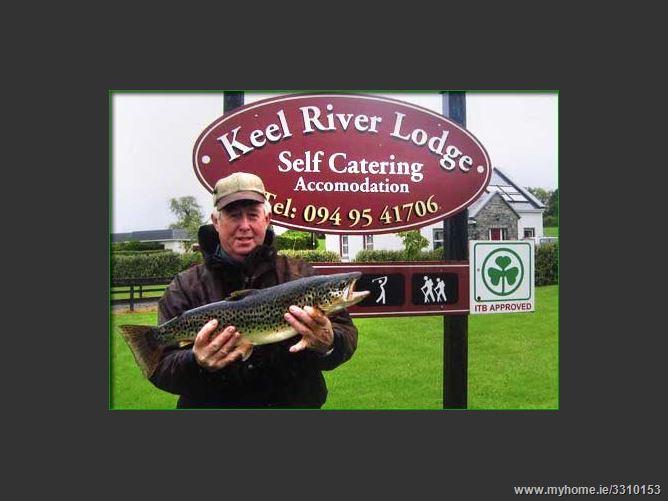 Main image for Keel River Lodge,Ballinrobe, Mayo
