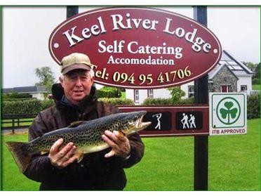 Main image of Keel River Lodge,Ballinrobe, Mayo