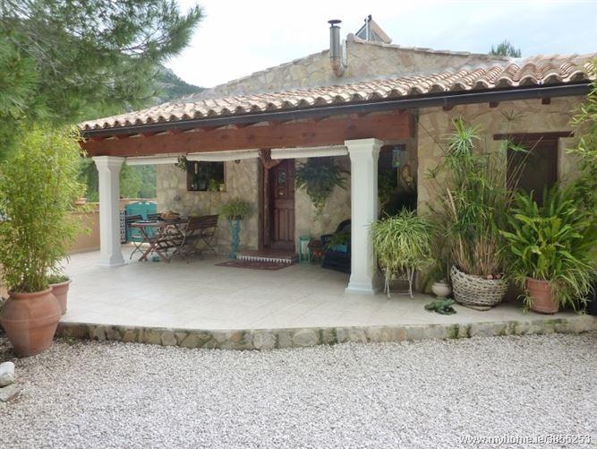 Main image for Castell de Castells , Costa Blanca North, Spain