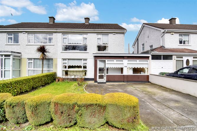 26 Clonard Road, Dundrum,   Dublin 16