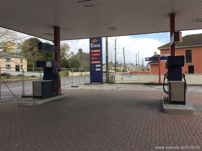 Emo Petrol Station, Main Street, Craughwell, Galway