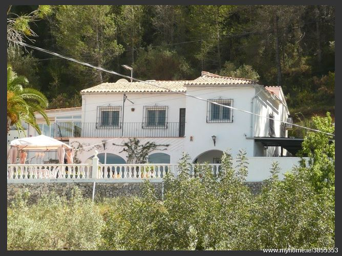 Main image for Parcent, Costa Blanca North, Spain