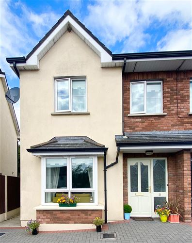 Main image for 21 Cottage Gardens, Graiguenamanagh, Kilkenny