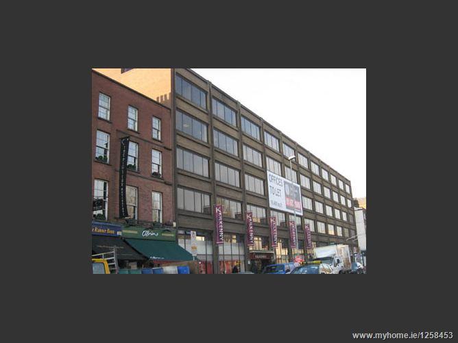 Setanta Centre, Nassau Street, Grafton Street, Dublin 2