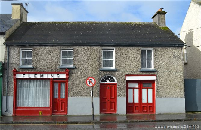 Main Street, Ferbane, Co Offaly