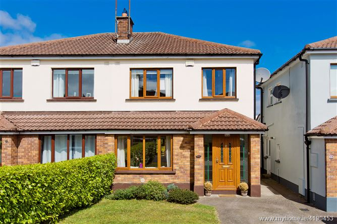 20 Whitethorn Walk, Carriglea Downs, Dun Laoghaire,   County Dublin
