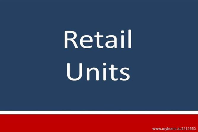 Main image for Three Retail Units at St. Aidan's Shopping Centre, Wexford Town, Wexford