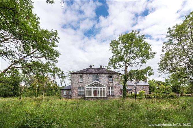 Kedagh Park House, Clonlara, Glenamaddy, Galway