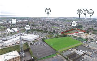 Approx 4.566 Acre Development Site, Avenue Road / Bothar An Iarain, Dundalk, Louth