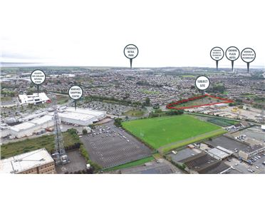 Main image of Approx 4.566 Acre Development Site, Avenue Road / Bothar An Iarain, Dundalk, Louth