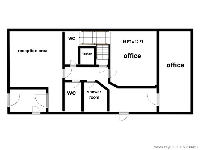 Business floor plan design software gurus floor for House plans maker