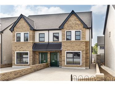 Photo of The Riverside, Ryebridge, Kilcock, Co. Kildare - new 3 bed semi-detached.