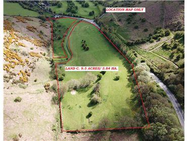 Main image of Land c. 9.5 Acres/ 3.8 HA., Ballinascorney Lower, Bohernabreena, Dublin
