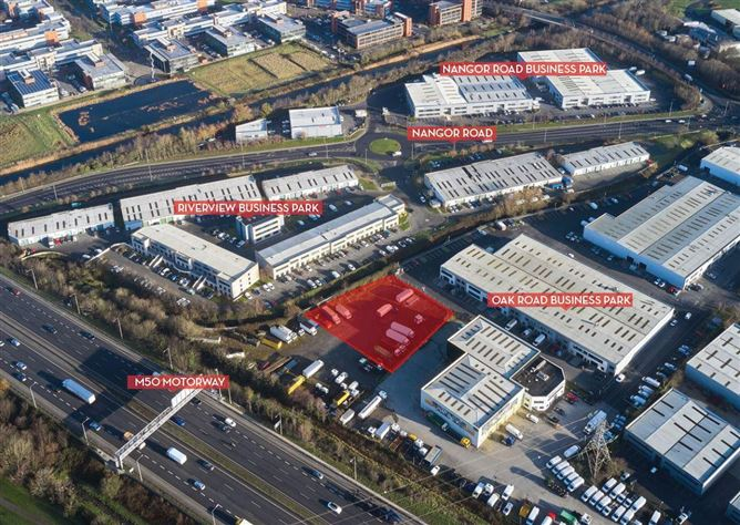 Main image for Site at Oak Close, Oak Road Business Park,Parkwest,Dublin 12