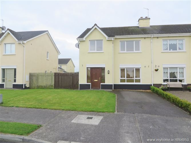 6 The Priory, Kilcormac, Offaly