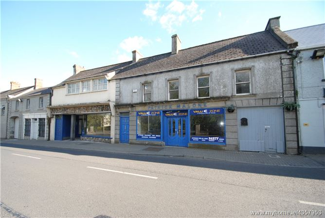 Main image for Main Street, Rathdowney, Laois