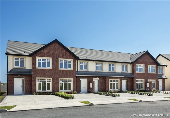 3 Bedroom Homes, Broadmeadow Vale, Ratoath, Co Meath