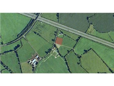 Photo of Crinstown, Maynooth, Co. Kildare - Site extending to approx. 0.8 acres
