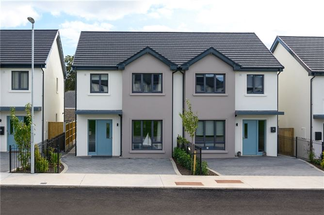 Type A1 - 2 Bedroom Semi-Detached, Martello, Rushbrooke, Co. Cork