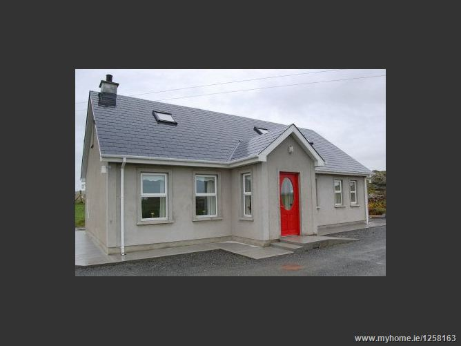 Gortnamullan Cottage - Malin Head, Donegal