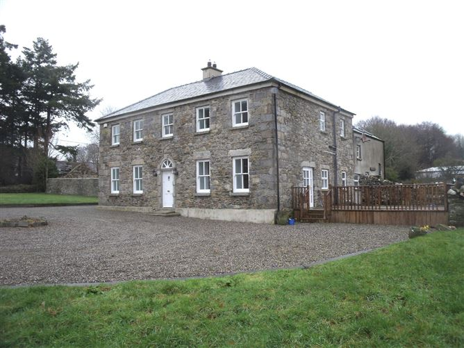 Main image for Fairwood House, Gorteen, Tinahely, Wicklow