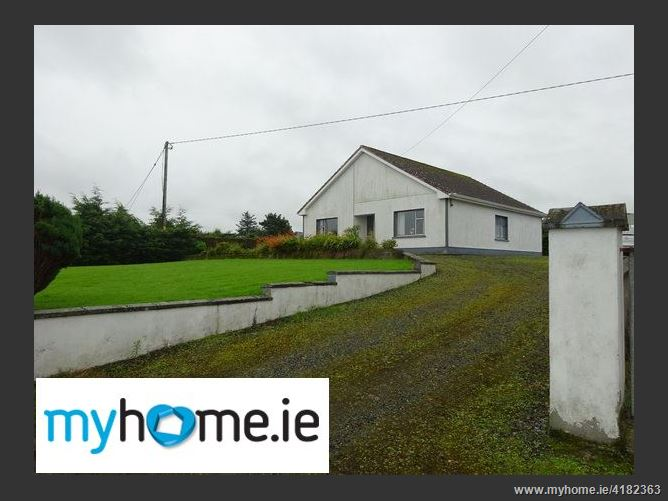 Pollanalty East (Two Properties on c.2 acres), Cloonfad, Co. Roscommon