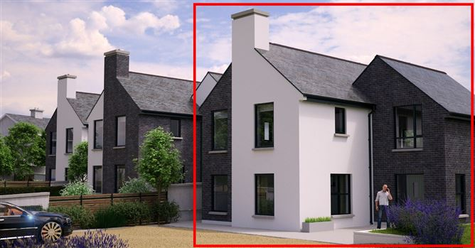 Main image for Site with FPP, 3 Blindgate Manor, Mansfield Land, Kinsale, West Cork