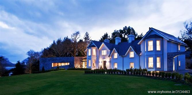 Main image for Luxury Lodge,The Hollies Glannagilliagh Caragh Lake,  Kerry, Ireland