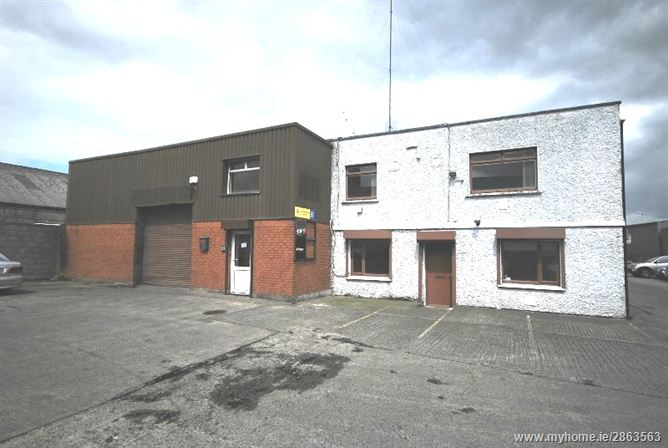 Unit 4A Old Sawmills Industrial Estate, Ballymount,   Dublin 12